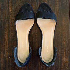 Loeffler Randall suede sandal